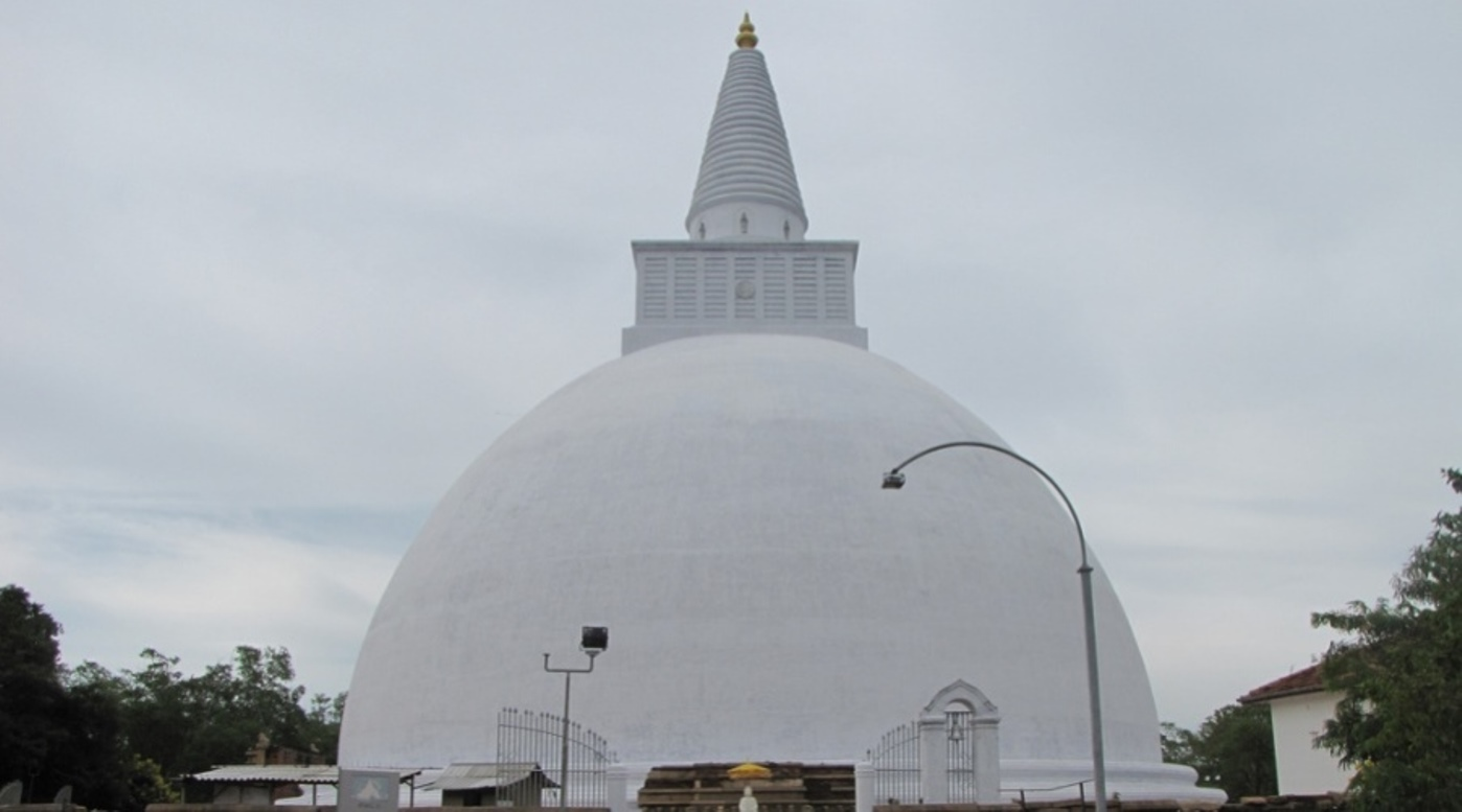 Day 2 : Colombo  - Anuradhapura