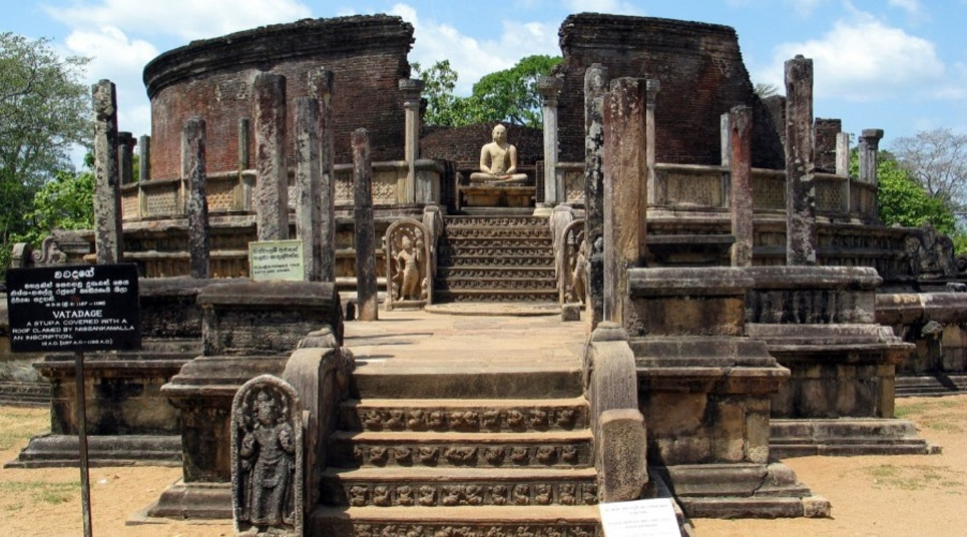 Day 3 - Habarana - Polonnaruwa - Habarana